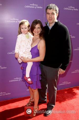 Kellie Martin and family  March of Dimes 4th Annual Celebration of Babies at The Four Seasons Hotel in Beverly...