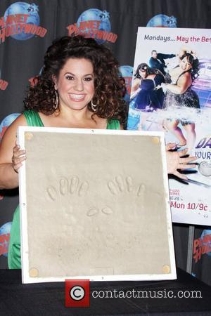 Marissa Jaret Winokur, Planet Hollywood and Times Square
