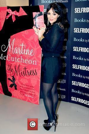 Martine McCutcheon  attends a book signing for her new novel 'The Mistress' at Selfridges London, England - 12.11.09