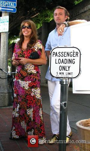 Mary Murphy leaves the Ivy restaurant Los Angeles, California - 01.10.09