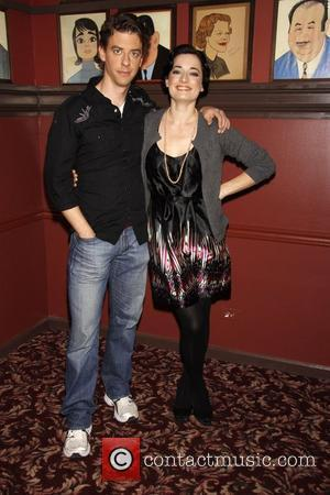 Christian Borle and Mary Poppins