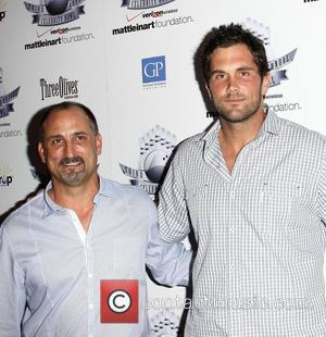 Michael Papajohn and Matt Leinart