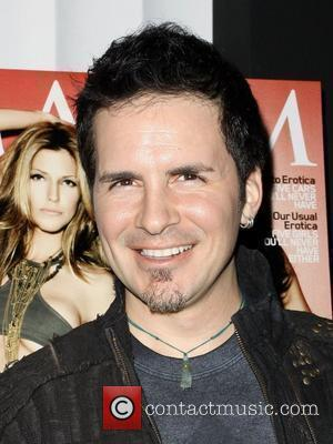 Hal Sparks Maxim November 2009 Cover Celebration with Tricia Helfer held at MI6 Nightclub West Hollywood, California - 20.10.09