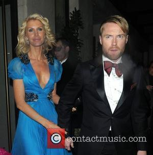 Ronan Keating Yvonne and Ronan Keating