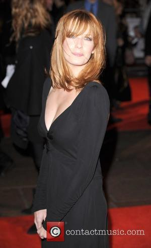 Kelly Reilly Me & Orson Welles - UK film premiere held at the Vue West End - arrivals. London, England...