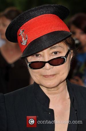 Yoko Ono and Stella Mccartney