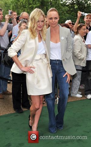 Stella Mccartney and Kate Bosworth