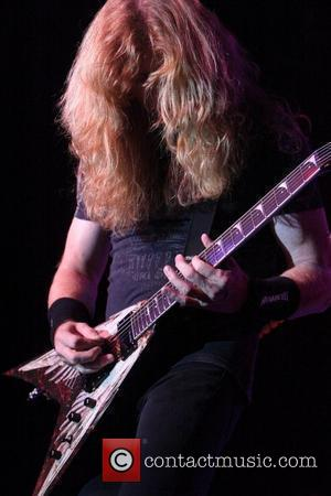 Mustaine: 'Christianity Saved Me, I Was A Bad Man'