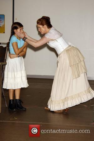 Carly Rose Sonenclar and Little House On The Prairie