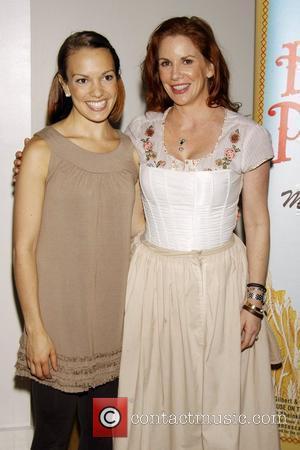 Melissa Gilbert and Kara Lindsay