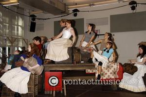 Melissa Gilbert as Ma Ingalls A special sneak peek into rehearsals for the upcoming tour of 'Little House On The...