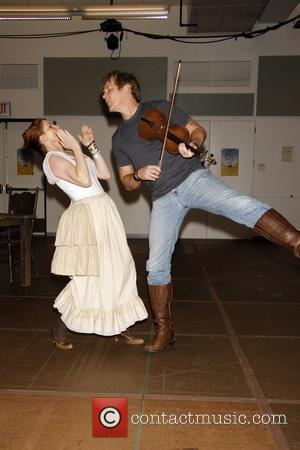 Melissa Gilbert as Ma Ingalls and Steve Blanchard as Pa Ingalls A special sneak peek into rehearsals for the upcoming...