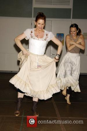 Melissa Gilbert and Kara Lindsay A special sneak peek into rehearsals for the upcoming tour of 'Little House On The...