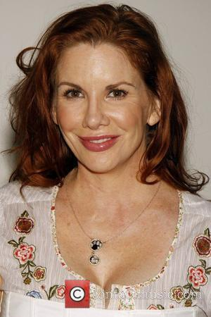 Melissa Gilbert Puts Her Back Into It