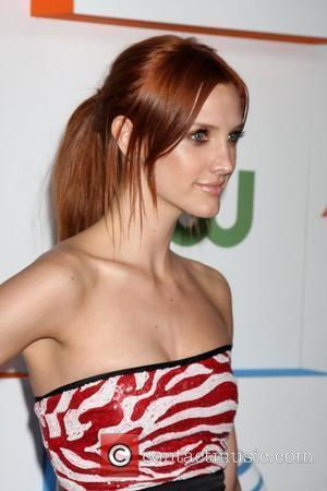 Ashlee Simpson and Melrose Place