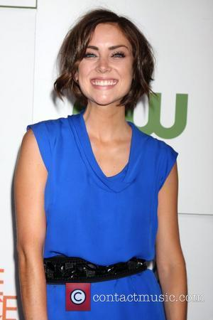 Jessica Stroup and Melrose Place