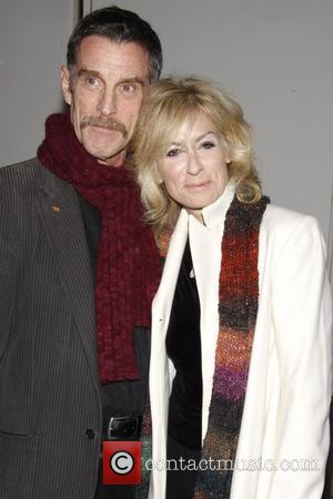 John Glover and Judith Light Opening Night of the Broadway musical 'Memphis' at the Shubert Theatre - Arrivals New York...