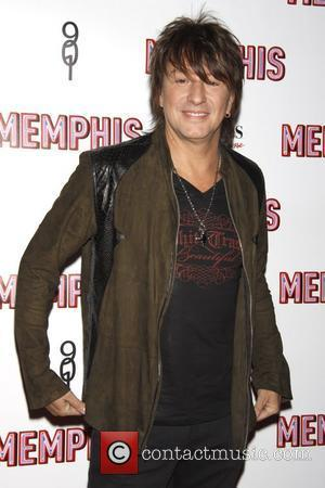 Richie Sambora Opening Night of the Broadway musical 'Memphis' at the Shubert Theatre - Arrivals New York City, USA -...