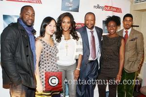 Fonzworth Bentley, Malik Yoba, Vivica A Fox