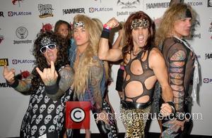 Steel Panther Metal Hammer Golden Gods Awards at Indigo at O2 Arena London, England - 15.05.09