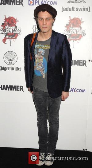 Ville Valo of Him  Metal Hammer Golden Gods Awards at Indigo at O2 Arena London, England - 15.05.09