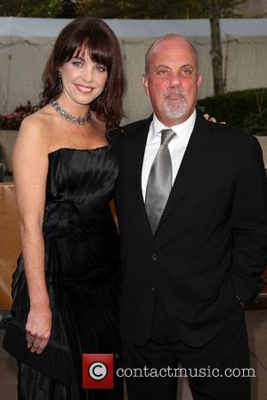 Billy Joel and girlfriend Deborah Dampiere