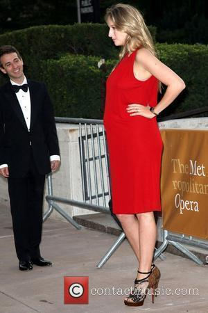 Leelee Sobieski Opening Night of the Metropolitan Opera at the Lincoln Center Opera House - Arrivals New York City, USA...