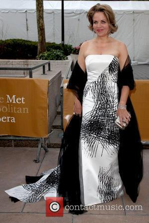 Renee Fleming Opening Night of the Metropolitan Opera at the Lincoln Center Opera House - Arrivals New York City, USA...