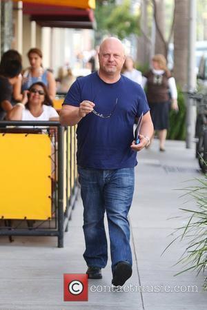 'The Shield' star Michael Chiklis out and about in Beverly Hills Los Angeles, California - 22.09.09