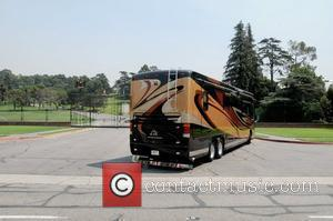 Jackson's Media Bus and Michael Jackson