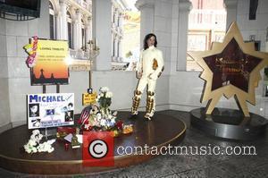Michael Jackson, Las Vegas and Madame Tussauds