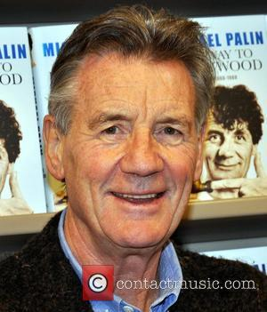 Michael Palin  at his signing of his new book 'Halfway To Hollywood' at Dubray Books Dublin, Ireland - 07.11.09
