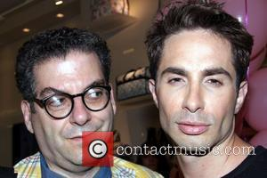 Michael Musto and Michael Lukas Paper Magazine and Le Sportsac celebrate Mr. Mickey's Sweet Sixteen party at the Le Sportsac...