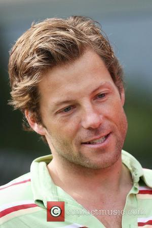 Jamie Bamber The Mini Master in aid of Leuka hosted by Dougray Scott held at Duke's Meadow Gold Course Chiswick,...