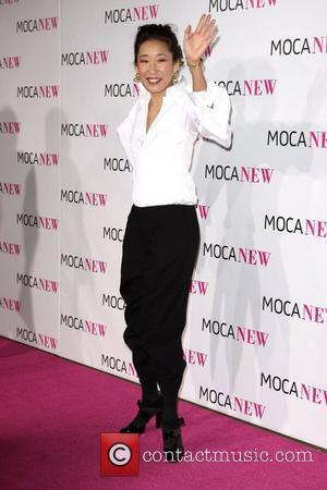 Sandra Oh MOCA New 30th Anniversary Gala - arrivals Los Angeles, California - 14.11.09