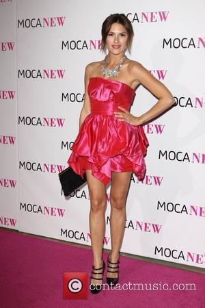 Elizabeth Hendrickson MOCA New 30th Anniversary Gala - arrivals Los Angeles, California - 14.11.09
