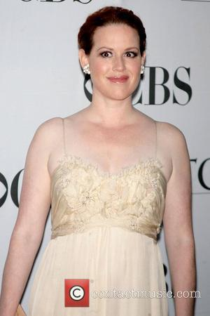 Molly Ringwald, Tony Awards and Radio City Music Hall