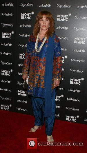 Stefanie Powers Montblanc hosts a Charity Auction Gala To Benefit Unicef at the Beverly Wilshire Four Seasons Hotel Los Angeles,...