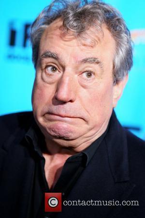 Terry Jones  Monty Python 40th anniversary event at the Ziegfeld Theatre New York City, USA - 15.10.09