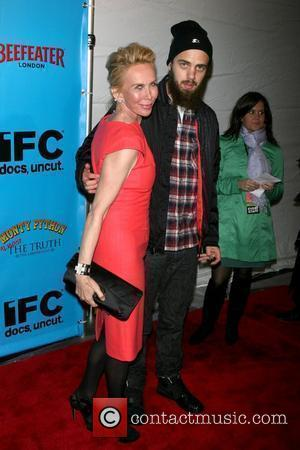 Trudie Styler and Jake Sumner