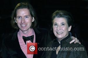 Wes Anderson and Felicity Dahl