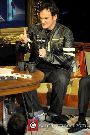Quentin Tarantino and Mtv