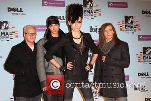 Tokio Hotel, Mtv and Mtveuropeanmusicawards