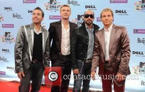 Howie Dorough, Brian Littrell, Mtv and Nick Carter