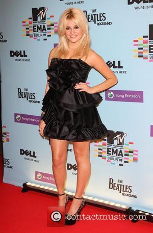 Pixie Lott and MTV