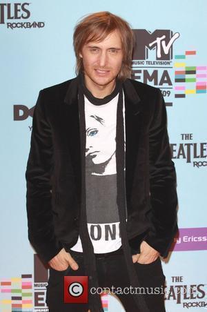 David Guetta and MTV