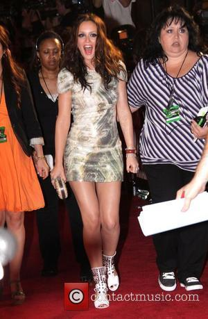Leighton Meester and Mtv
