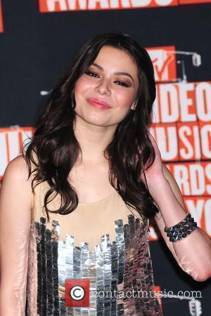 Miranda Cosgrove 2009 MTV Video Music Awards (VMA) held at the Radio City Music Hall - Press Room New York...