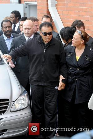 Muhammad Ali and Yolanda Williams