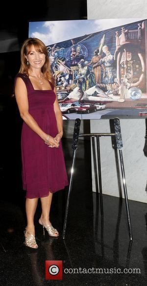 Jane Seymour The Mural Arts Wall Ball held at the Loews Hotel Philadelphia, Pennsylvania - 04.06.09